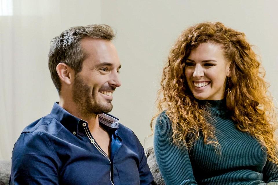 """Marijn (36) en Candice (31). Eindelijk kunnen ze het zeggen. """"Ja we zijn verliefd én nog samen."""""""