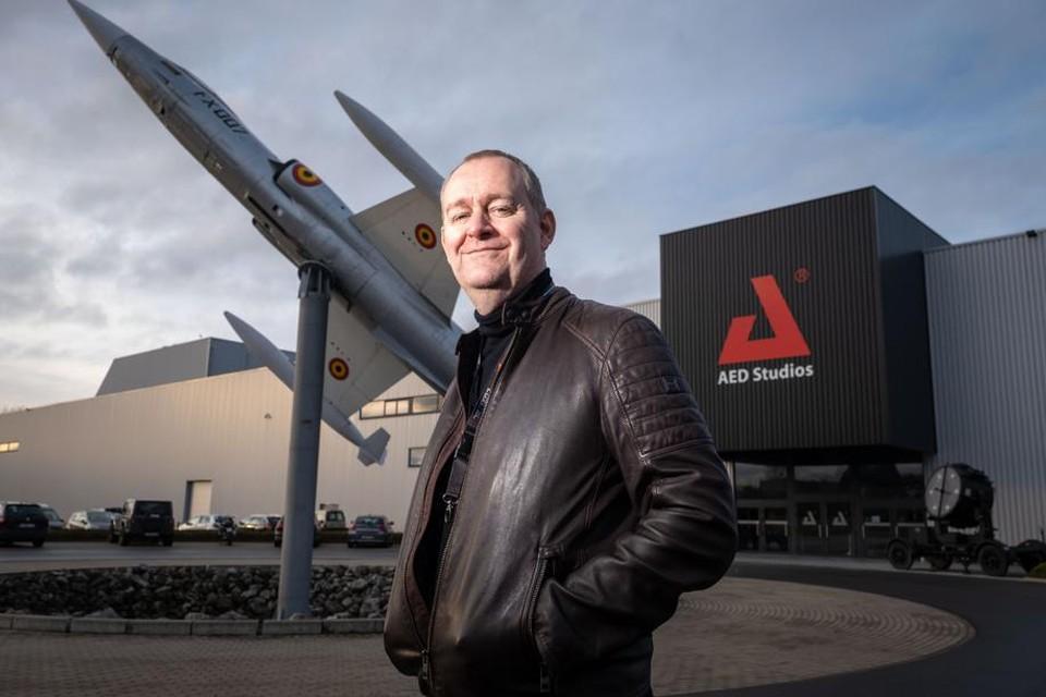 CEO Roggeman ziet nog opportuniteiten voor zijn AED Studios.