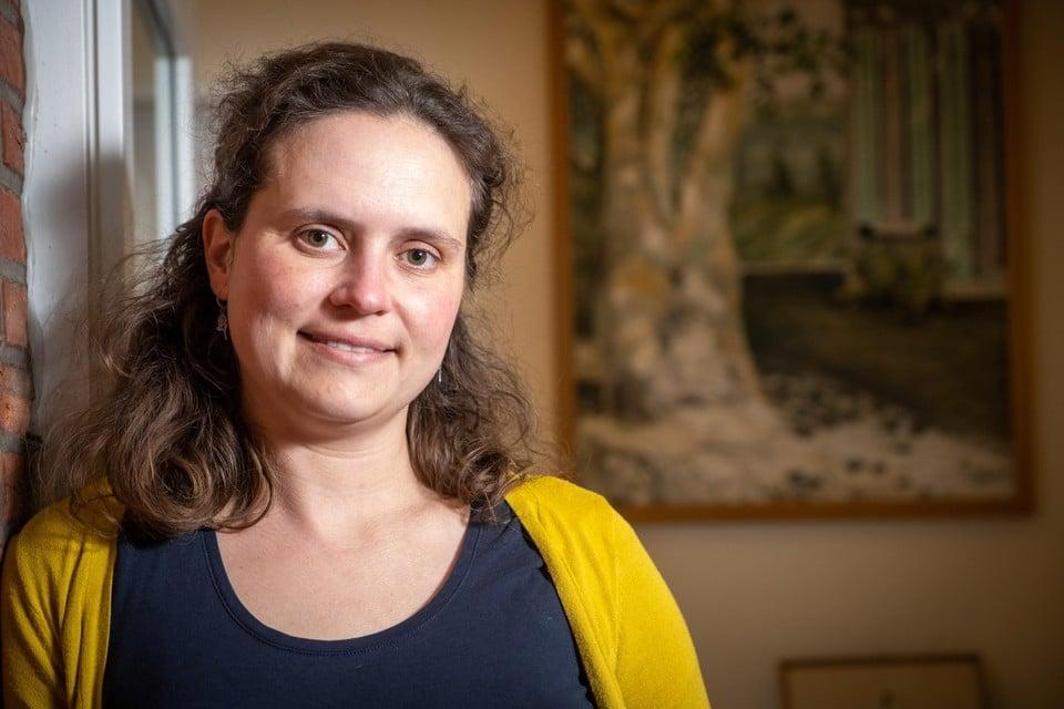 Professor Sophie Gryseels