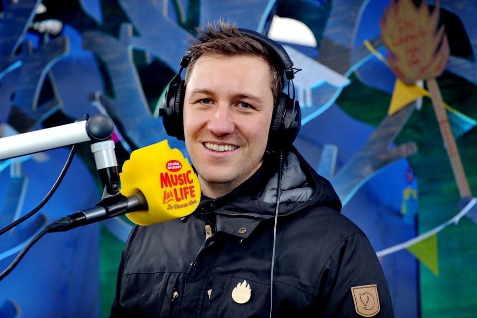 StuBru-presentator Bram Willems is een van de gasten.