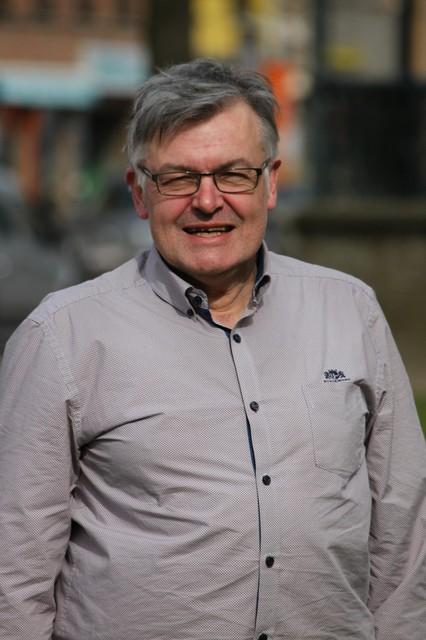 Het Berlaarse gemeenteraadslid Wm Kelber.