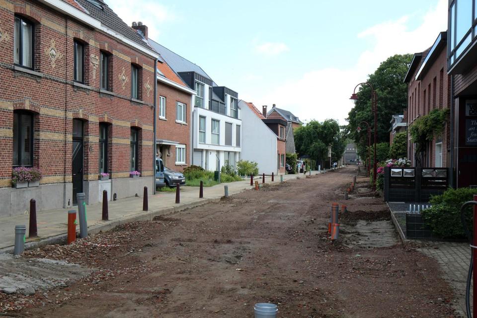 De Dr. Theo Tutsstraat wordt een fietsstraat na de werken.