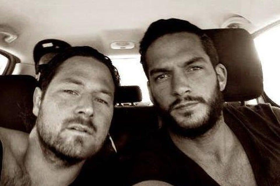 Sebastiaan en Nathan Steveniers.