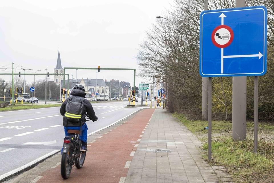 64.246 vervuilende wagens reden in 2020 toch de lage-emissiezone in.