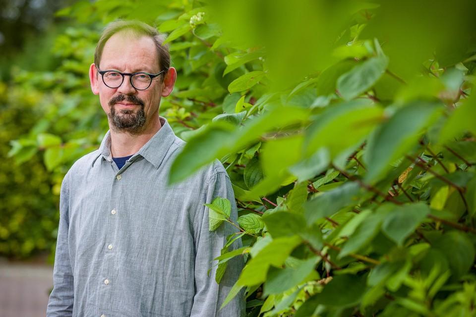 Peter D'hollander behandelde voor één keer eens geen computertechnische onderwerpen.
