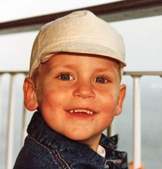 Sander Laurijssen, die overleed op 11 januari 1999 na een moedige strijd tegen leukemie.