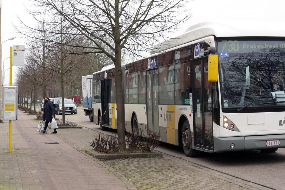 Niet alleen het vervoersplan voor de trams moet opnieuw bekeken worden. Ook voor de bussen moeten er opnieuw begonnen worden.