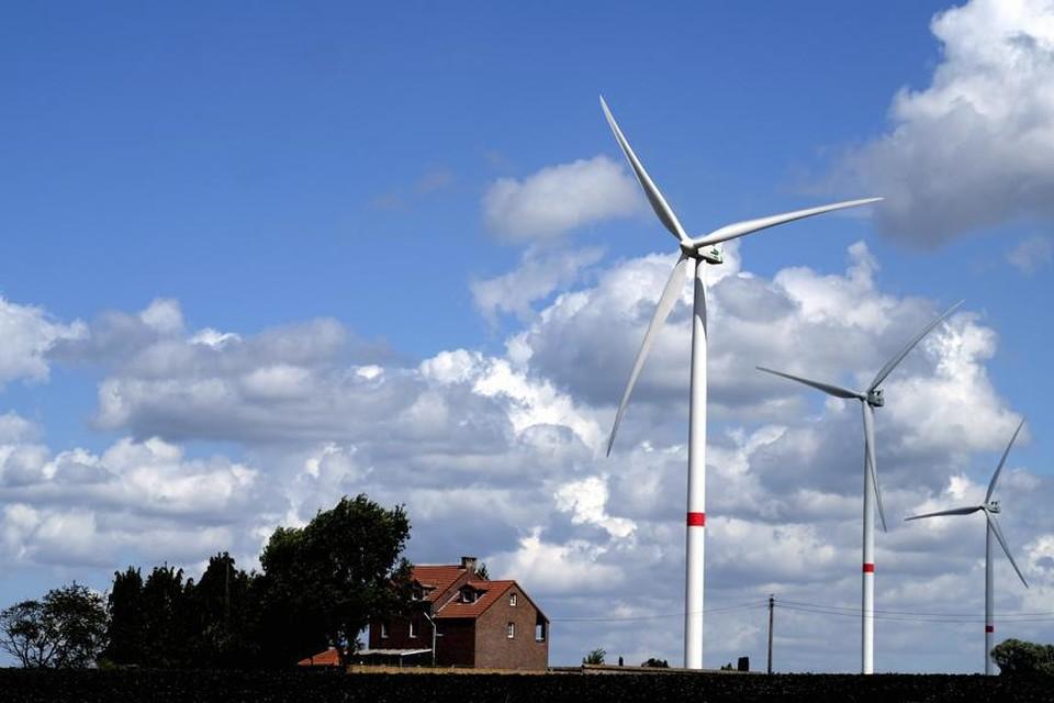 Windturbines mogelijk in Brasschaat.