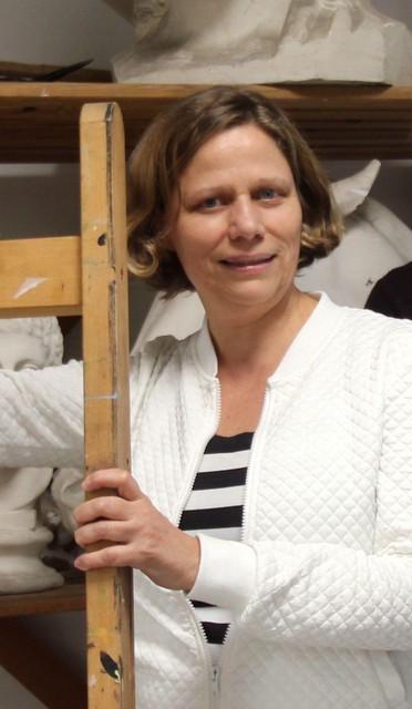 Lisbeth Beert, directeur van Kunstacademie Hove.
