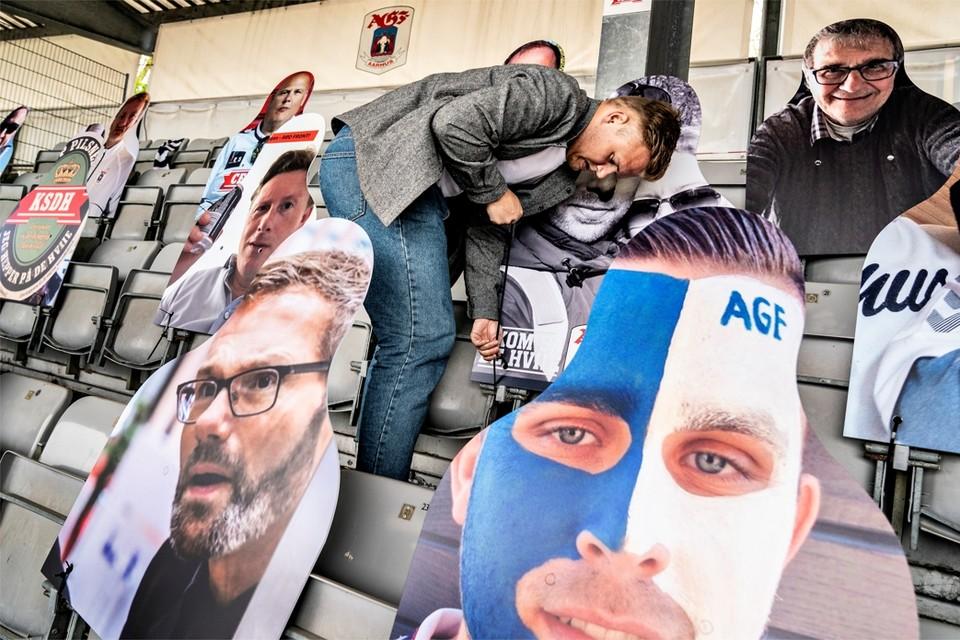 In Denemarken willen ze straks ook echte supporters.
