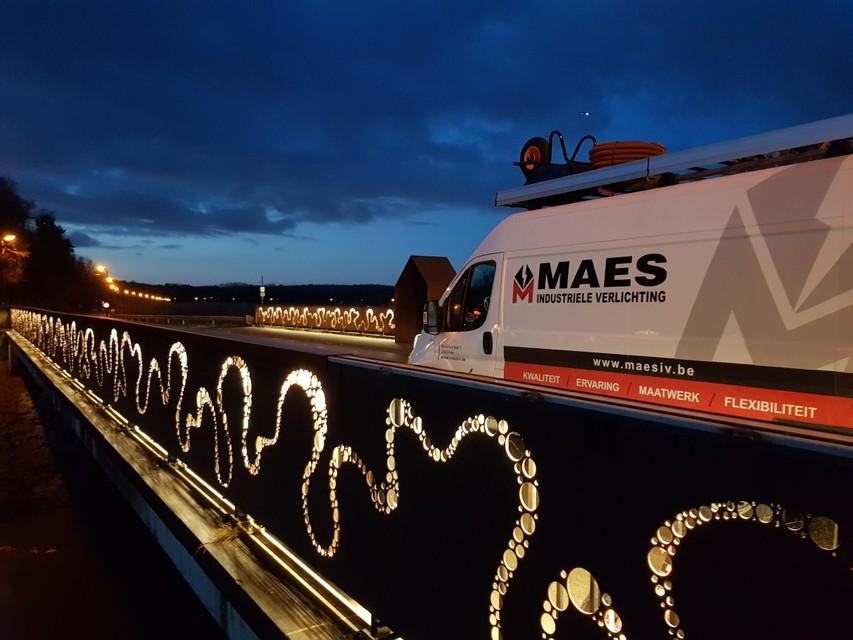 Maes Industriële Verlichting zoekt vijf industriële elektriciens.