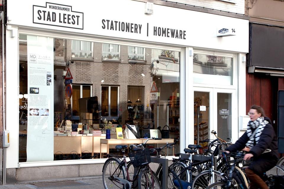 Wunderkammer opent vandaag op de Kleine Markt (het verlengde van de Kammenstraat).