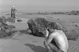 thumbnail: Roland Minnaert aan het werk voor zijn eerste fotoboek in 1970