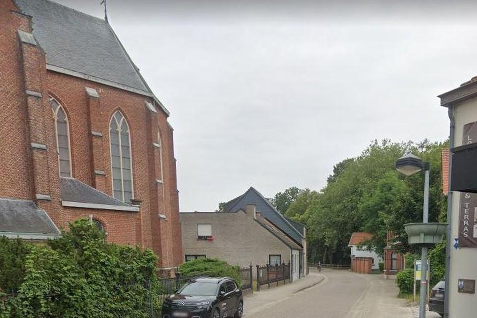 In de Heymansstraat in Wechelderzande starten komende maandag werkzaamheden.