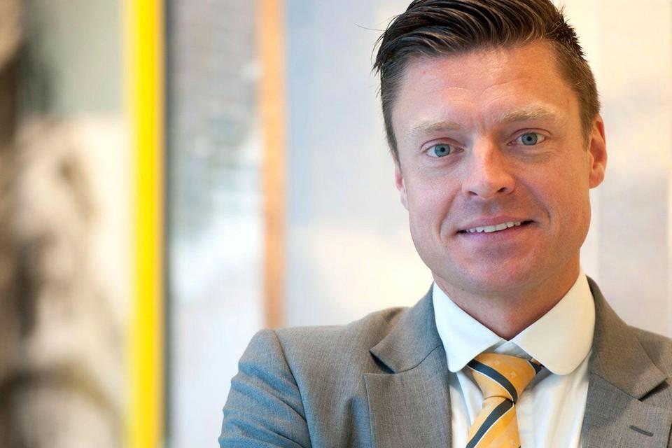 Edegems burgemeester Koen Metsu