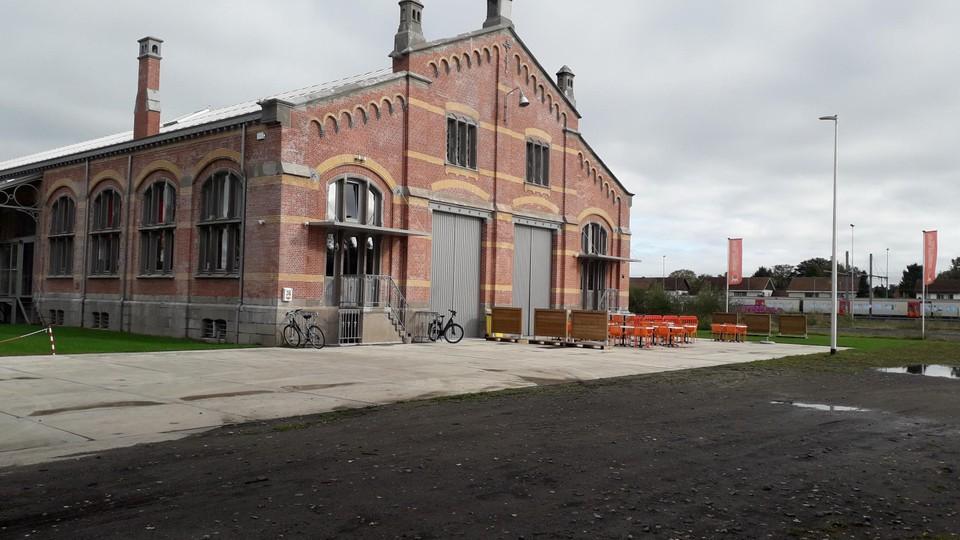 Onder meer door de komst van Robotland, in een zeventiende-eeuwse loods op de erfgoedsite, kreeg Hemelrijk meer verkeer te slikken.