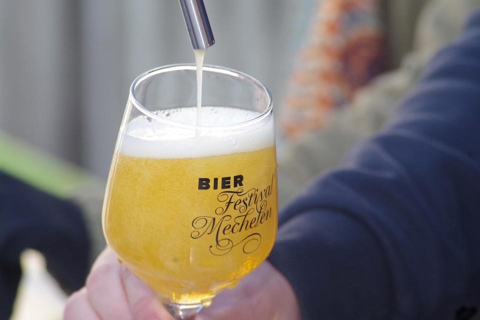 Het Bierfestival Mechelen valt in het water.