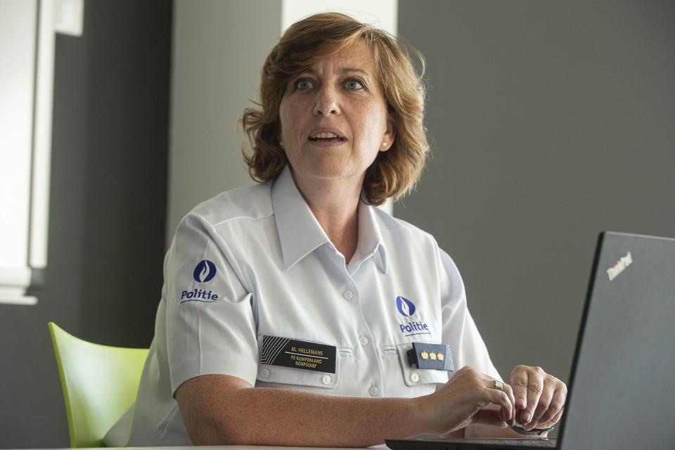 Marleen Hellemans gaat komende week aan de slag als nieuwe korpschef bij de Politie Regio Turnhout.