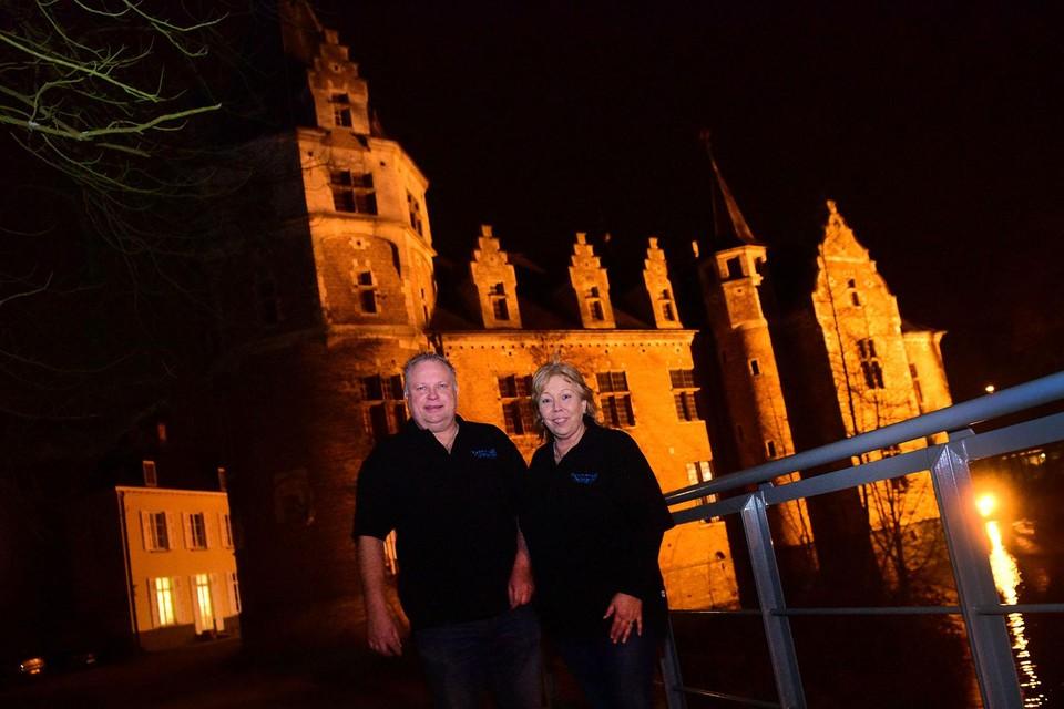 In 2018 kwamen er echte Nederlandse ghosthunters naar het kasteel van Renesse in Oostmalle.