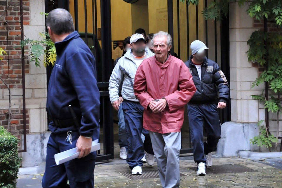 """Stamvader Frans Kokx werd op zijn 88ste nog veroordeeld tot vier jaar celstraf. """"De Kokx'en stoppen nooit. Drugs produceren is iets genetisch in die familie."""""""