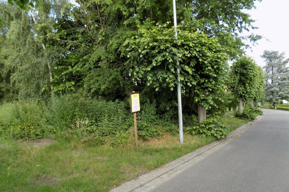 De gemeente Vosselaar keurde de bijstelling van de verkaveling en het wegentracé voor een woonerf van dertig woningen tussen de Lindenlaan, Molenstraat en Kerkstraat af.