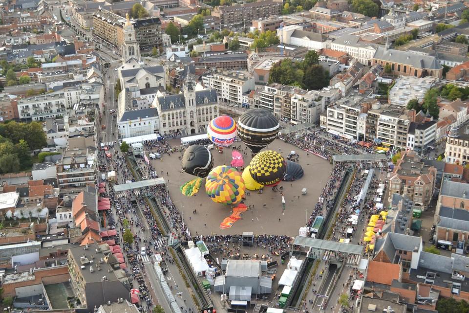 De Vredefeesten in Sint-Niklaas
