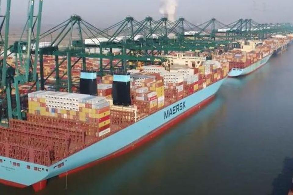 De gezamenlijke terminal van TIL en PSA had in het verleden al wel eens drie schepen uit Far East Services gelijktijdig tegen de kant.