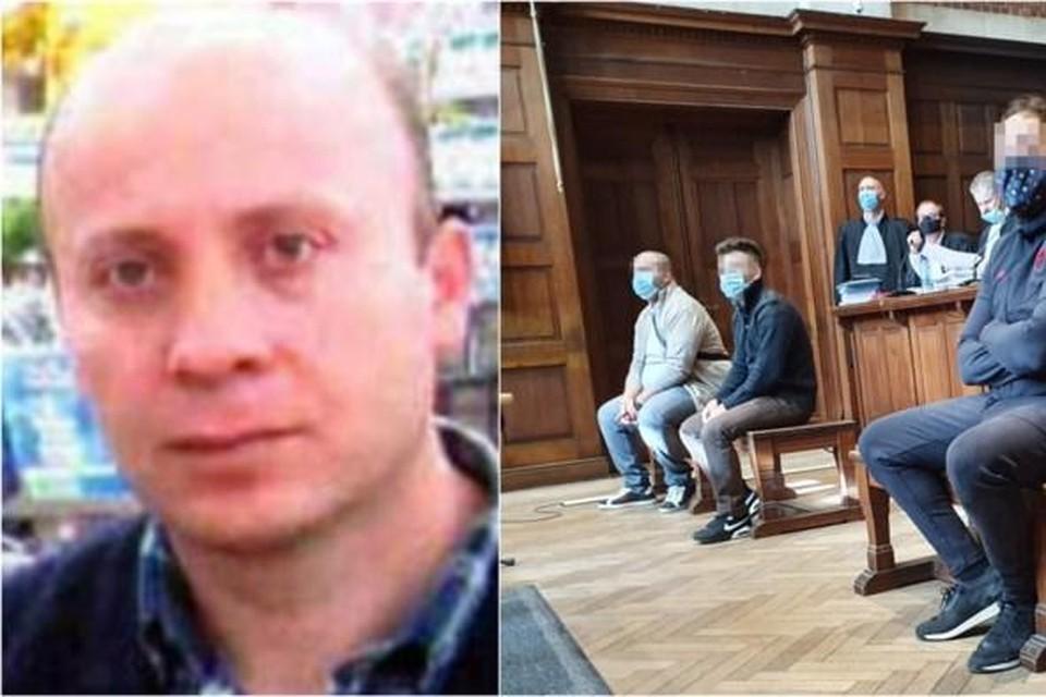 Het parket-generaal eist 15 jaar cel voor de verdachten. Hun betrokkenheid bij het dumpen van Ihsan Celik (links) lijkt bewezen.