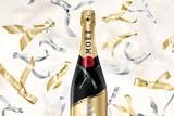 thumbnail: Fles bubbels - Moët  Chandon - 45 euro