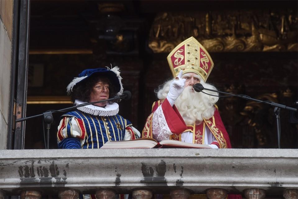 Sinterklaas Oorlog In Nederland Ook In Antwerpen Willen Act Antwerpen Gazet Van Antwerpen