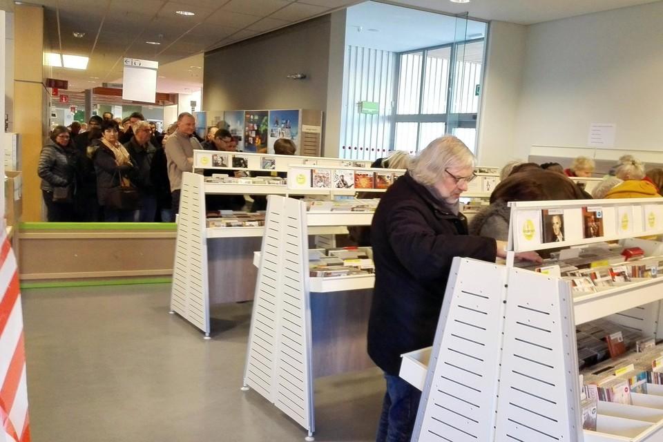 De bibliotheken uit de regio Geel (foto) en Mol krijgen vanaf oktober een uniform reglement.