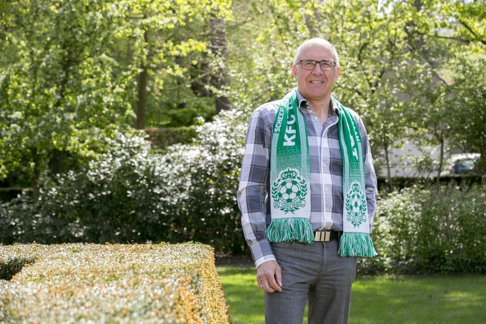 Willy Mermans, voorzitter van Dessel Sport.