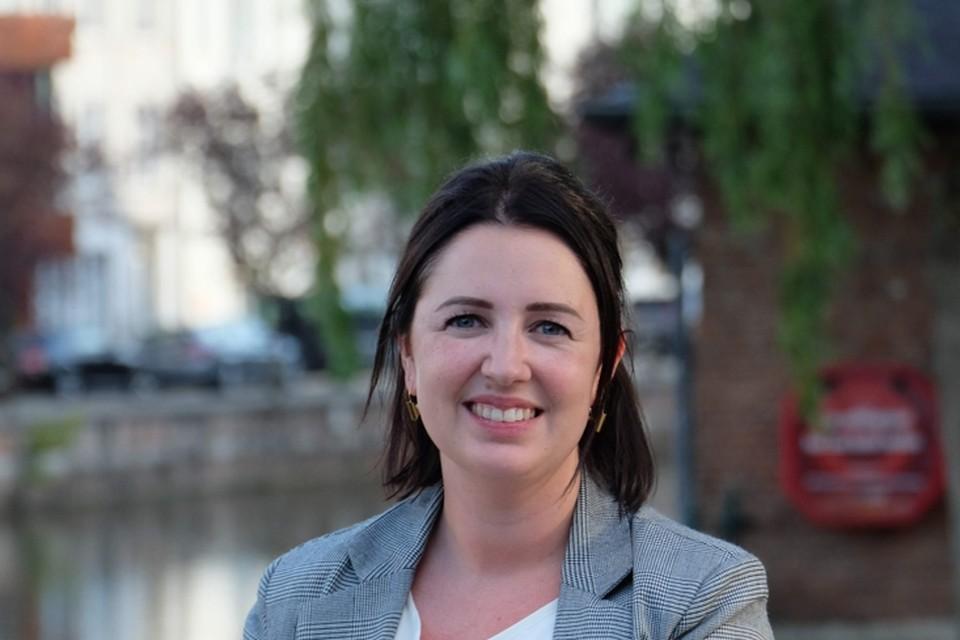 Nadja Van Mechelen.