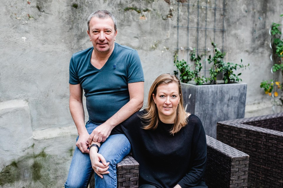 Christopher Van Loo en Stephanie Stockhuyzen.