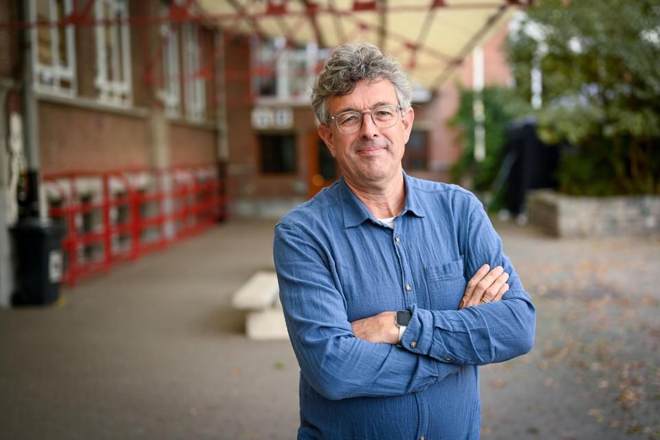 Pieter Schippers, adjunct-directeur van Don Bosco.