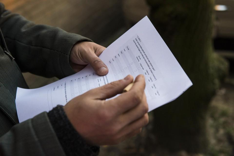 1.500 inwoners uit Beerse worden uitgenodigd om deel te nemen aan een gezondheidsenquête.