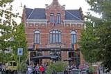 thumbnail: Het Roze Huis op de Draakplaats in Antwerpen