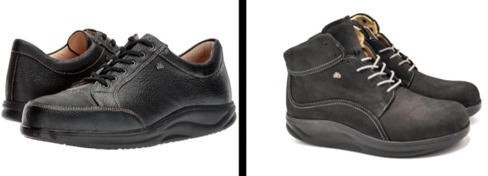 Schoenen van Finn Comfort.