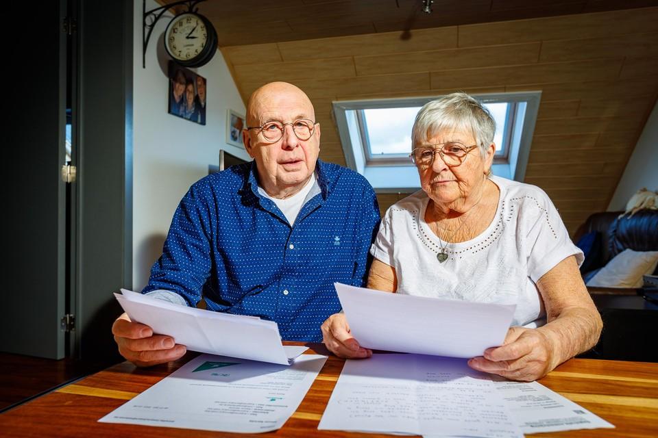 Tony Taiere en zijn echtgenote Mireille Meerschaert werden op een listige manier bestolen van hun spaarcenten.