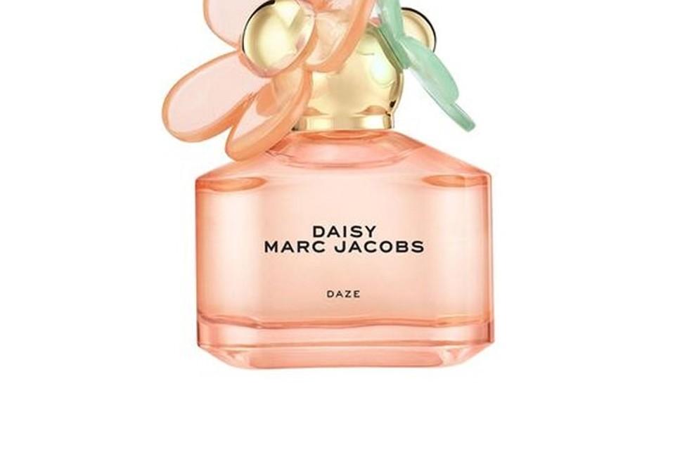 <P>Dat verdient bloemetjes... in een parfumflesje, Daisy Daze van Marc Jacobs, 77,90 euro (50 ml)</P>
