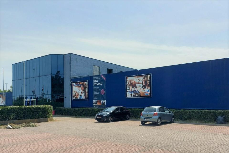 Het gebouw van NRG Fitness op de Aarschotsesteenweg.