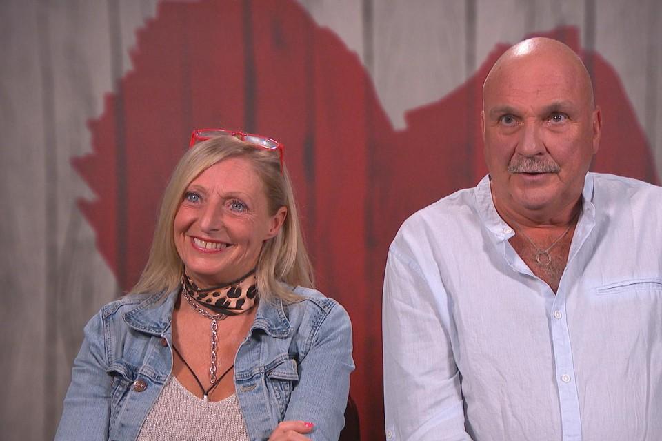Martina uit Westerlo en Marc uit Broechem.