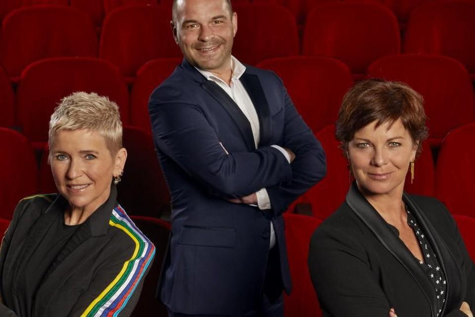 Andrea Croonenberghs, Sam Verhoeven en Geena Lisa spelen op 1 juli.