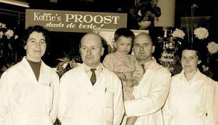 De familie Proost baatte al meer dan negentig jaar de Alvo-supermarkt uit.