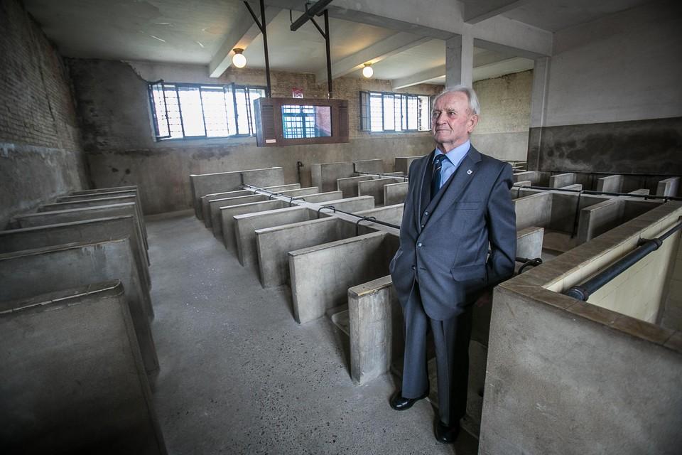 Louis Boeckmans getuigde tot op hoge leeftijd over de gruwel die hij in drie concentratiekampen tijdens de Tweede Wereldoorlog aan den lijve ondervond.