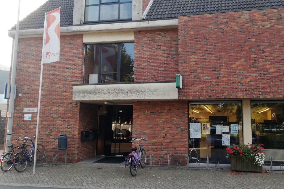De bibliotheek in de Nederstraat in Retie gaat vanaf 6 oktober voor twee weken dicht.