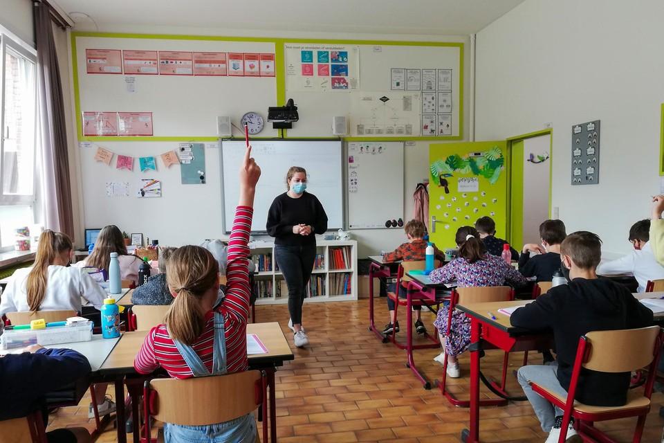 Atmosafe ging op onderzoek in zes Antwerpse basisscholen. In het najaar wil het Antwerpse bedrijf een gelijkaardig onderzoek doen in middelbare scholen.