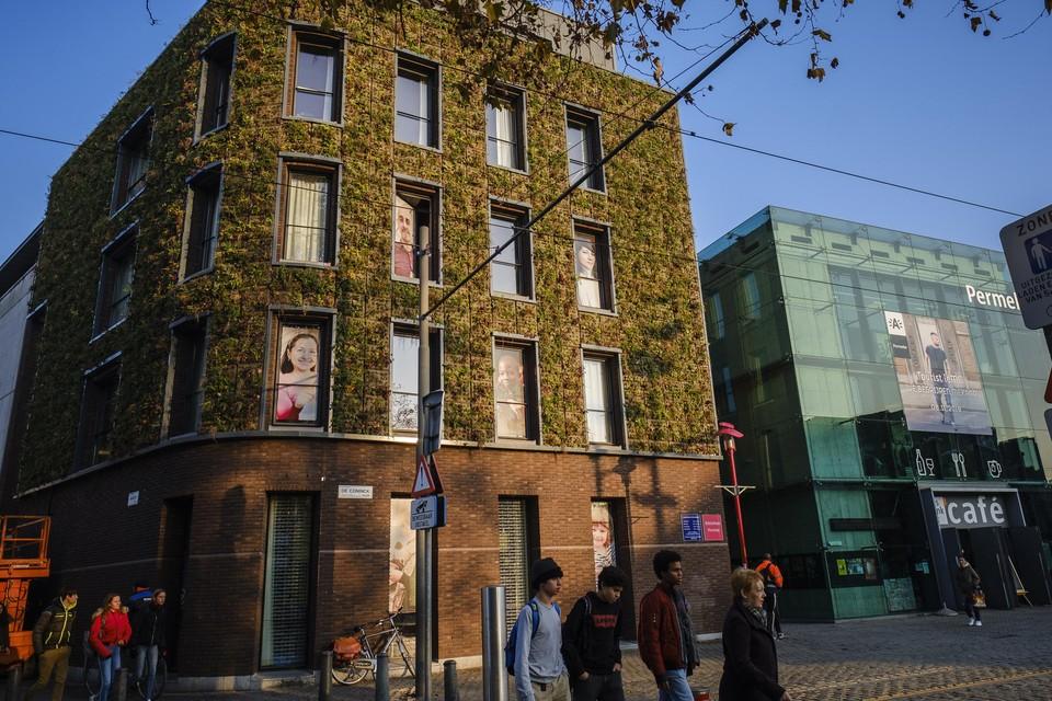 De wedstrijd vindt plaats in bibliotheek Permeke op het De Coninckplein