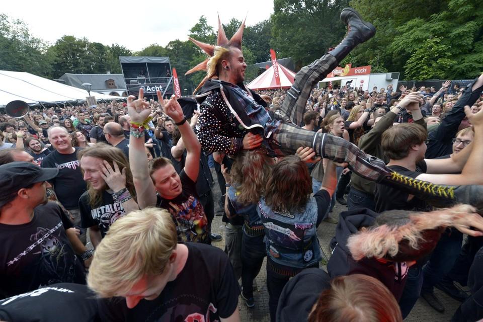 Antwerp Metal Fest won de vorige editie