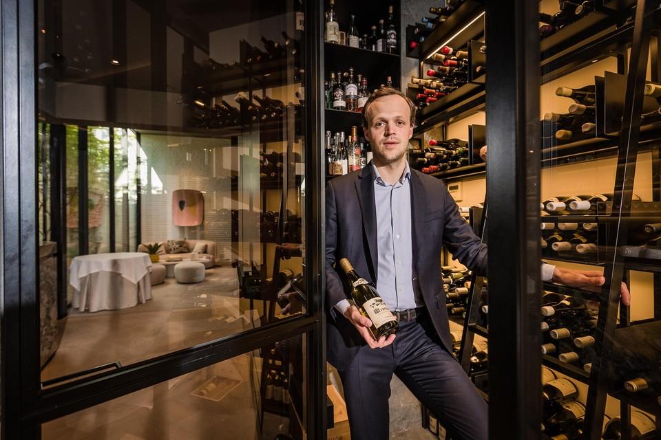 Victor Derks is door de digitale restaurantgids Foodtaster.be verkozen tot Wine Taster of the Year 2021.